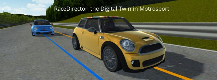 OJ's RaceDirector Blog Digital Twin Motorsport